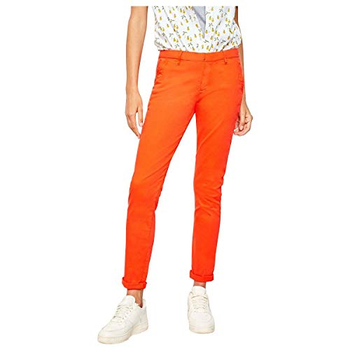 Uni Basic Chino Sandy Pantalon Rouge 2 hxQsdCtr