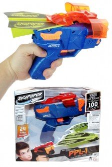 TinFun Paper Airplane Shooter Gun Skypaper PPL-1-Science Kits by TinFun