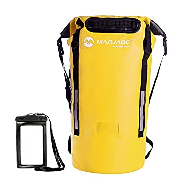Amazon.com: marjaqe – Impermeable Dry Bag – Roll parte ...