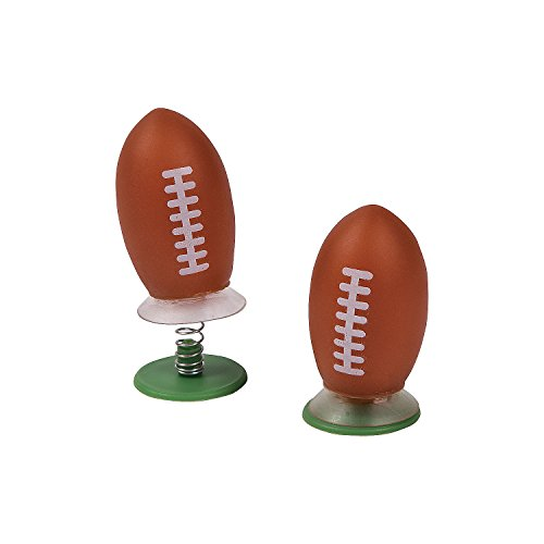 Fun Express - Football Pop up - Toys - Character Toys - Poppers & Pop - Ups - 12 ()