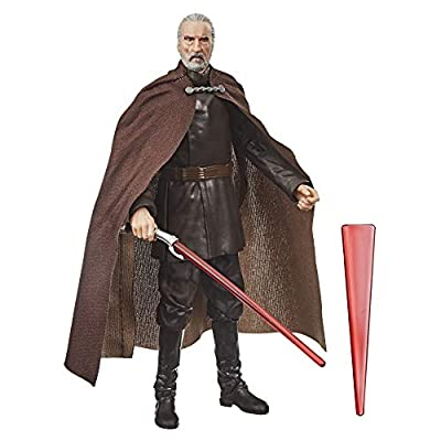 Star Wars The Black Seriescount Dooku Toy 6