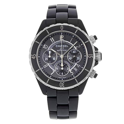 Chanel J12 Automatic-self-Wind Male Watch H0940 (Certified Pre-Owned)