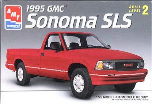 AMT 1995 GMC Sonoma SLS Pickup Truck 1/25 Model Kit