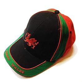 Cymru Wales Green Brim Baseball Cap [WA91]