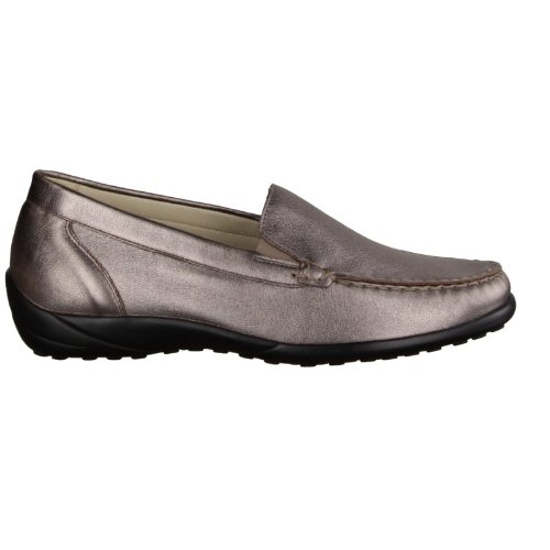 Waldläufer - Mocasines para Mujer, Color Plateado, Talla 5,5: Amazon.es: Zapatos y complementos