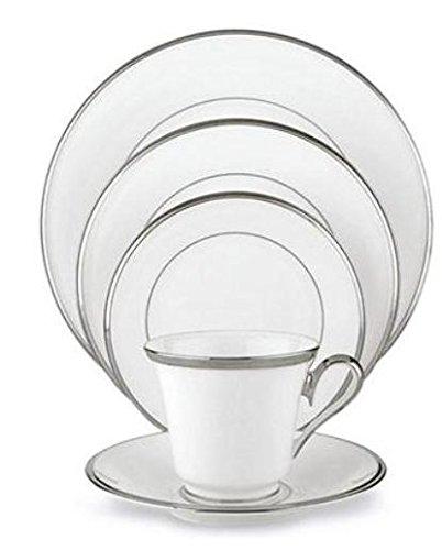 Lenox Solitaire White 6-Piece Dinnerware Place Setting (Lenox Solitaire White Dinnerware)
