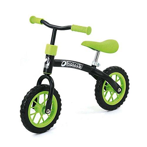 Hauck E-Z Rider 10 Ride On, Green