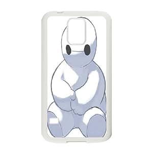White Big Hero Samsung Galaxy S5Case Protective Cute for Girls, Samsung Galaxy S5Case 2015[White]