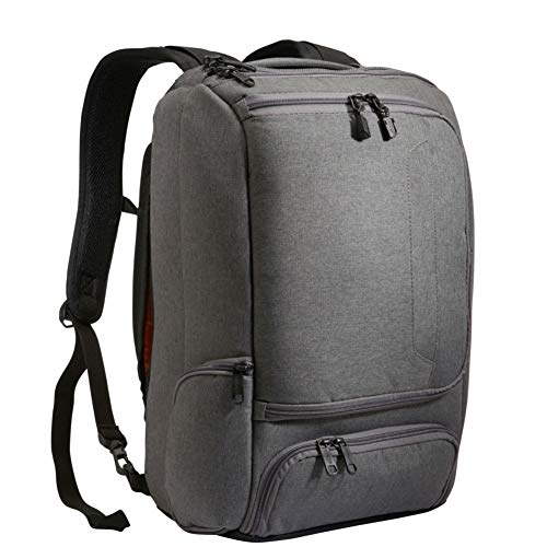 - eBags Professional Slim Laptop Backpack for Travel, School & Business - Fits 17