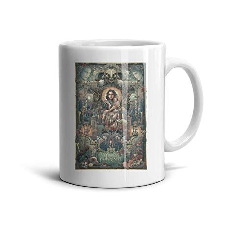 Ceramic Coffee Mug Funny Pan's-Labyrinth-(11)- Souvenir Mugs 11 Oz