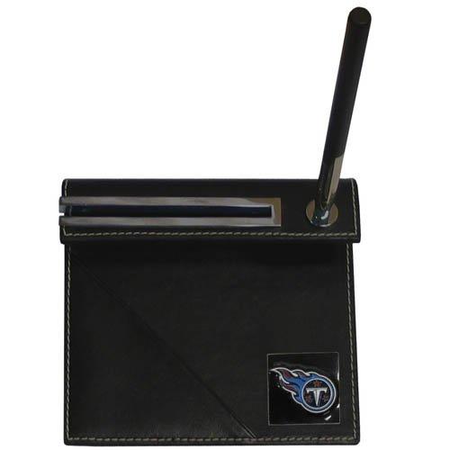 Nfl Business Card Holder - NFL Tennessee Titans Desk Set