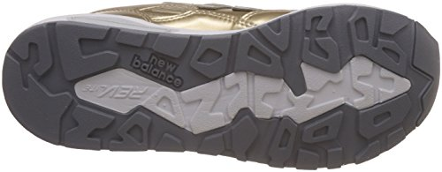 New Balance WRT580-MG-B Sneaker Damen Gold