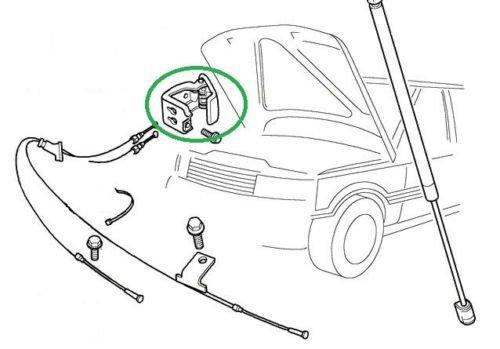 Amazon Com Land Rover Rear Oxygen Sensor Range Rover P38 Freelander