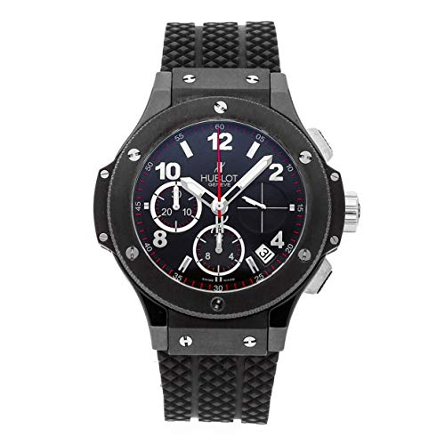Hublot Big Bang Mechanical (Automatic) Black Dial Mens Watch 341.CX.130.RX (Certified Pre-Owned) ()