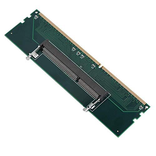 Bewinner DDR3 Laptop Memory Transfer Card Laptop Memory to Desktop Memory Transfer Card 200 to 240P Convert Adapter Card for DDR3 Laptop SO-DIMM Convert Adapter Card