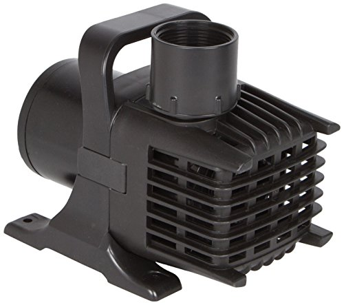 Atlantic Water Gardens TT3000 Pond amp Waterfall Pump Black