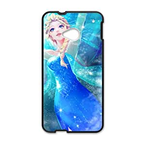 ZXCV Frozen Princess Elsa Cell Phone Case for HTC One M7