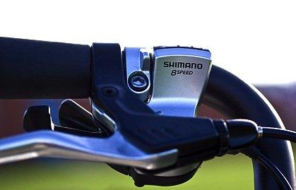 Bicicleta Plegable Jango Flik de TOPEAK (BLANCO) EZV9 18 Shimano Sora 11Kg 9 Velocidades Suspensión Trasera: Amazon.es: Deportes y aire libre