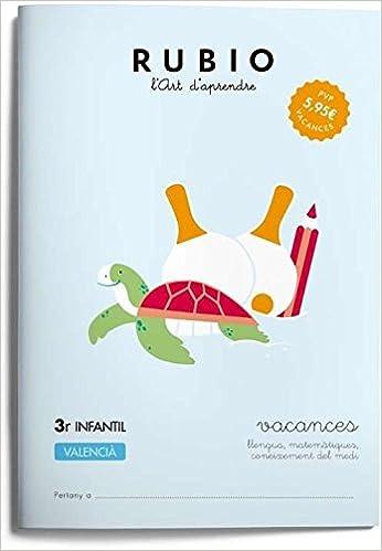 VACANCES - 3ER INFANTIL - VALENCIÀ - 9788416744268: Amazon.es ...