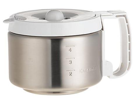 Black Cuisinart DCC-450BRC 4-Cup Replacement Carafe