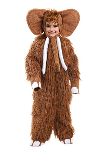 Woolly Mammoth Boys Costume Medium