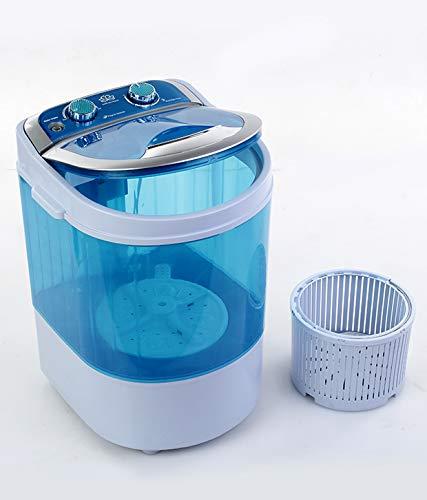 DMR 3 kg Inverter Portable Semi Automatic Top-Loading Mini Washing Machine with Dryer Basket (DMR 30-1208 Bl (W2Yr), Blue) 41KV56P8tDL India 2021