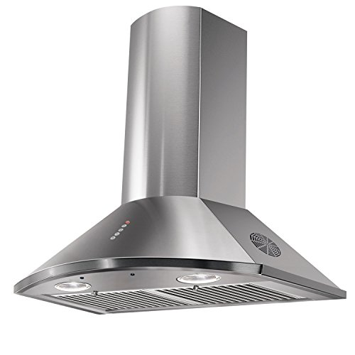 Faber 60cm 3 Way Silent Suction Chimney, 1295 m3/hr (TENDER 3D Max T2S2, 2 Triple Layer Baffle Filters, Steel/Grey)