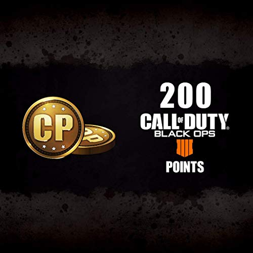 Call Of Duty: Black Ops 4 - Cod Points 200 - PS4 [Digital Code] by Activision (Image #1)