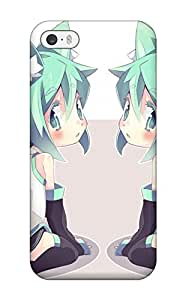 3078775K101419342 girls animal ears catgirl Anime Pop Culture Hard Plastic iPhone 5/5s cases