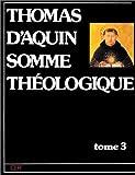 Somme théologique, tome 3, deuxième partie, volume 2 : La Foi, l'espérance et la charité - La Prudence - La Justice - La Force - La Tempérance - Les Charismes et la Vie humaine