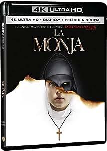 La Monja Blu-Ray Uhd [Blu-ray]