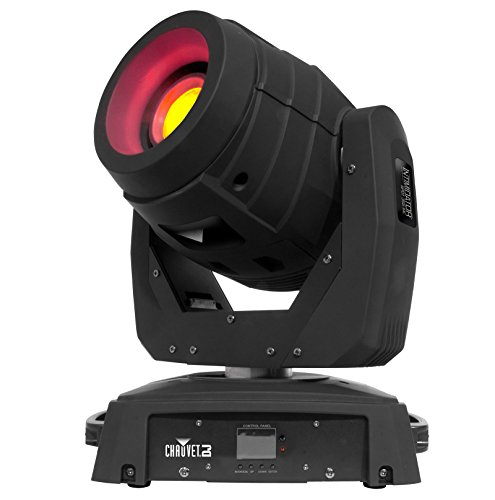 CHAUVET DJ Intimidator Spot LED 350 75W LED Moving Head Projection Spot Light w/3-Facet Rotating Prism