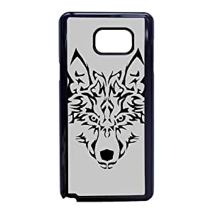 Samsung Galaxy Note 5 WOLF Theme Phone Shell