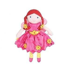 Muñeca de Trapo Clementine Think Pink