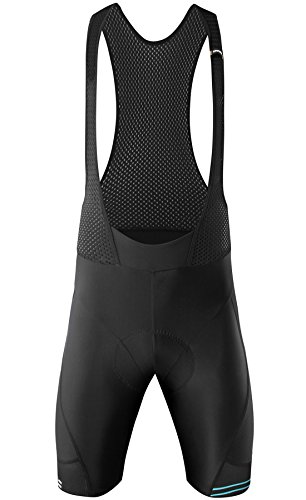 (Year Year New Gear) NOOYME Men's Cycling Bib Shorts Padded Bicycle Pro Bike Bibs (X-Large, - Of Year The Gear