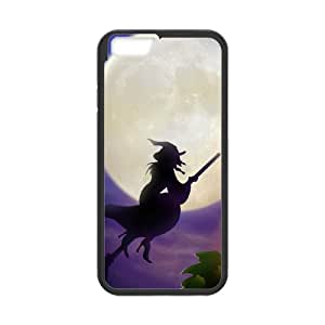 iPhone 6 Plus 5.5 Inch Phone Case Moonlight Silhouette Q1A1159171