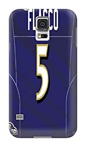 DIY Gorgeous NFL Baltimore Ravens Hard Case Cover Fit For Samsung Galaxy S5