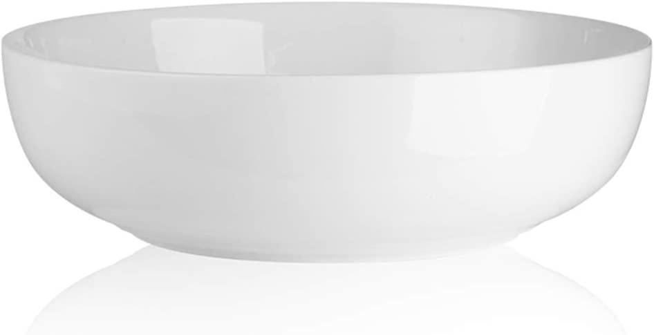 SERVING BOWL WITH STYLE AND EASY TO CARE FOR