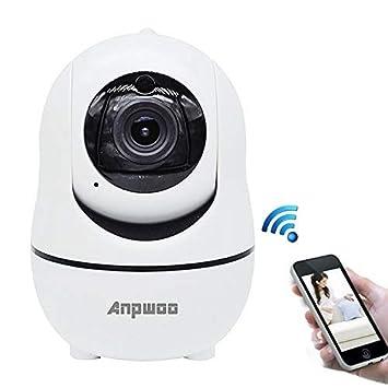 ZC Cámaras de vigilancia de vigilancia HD YT008 720P HD WiFi ...