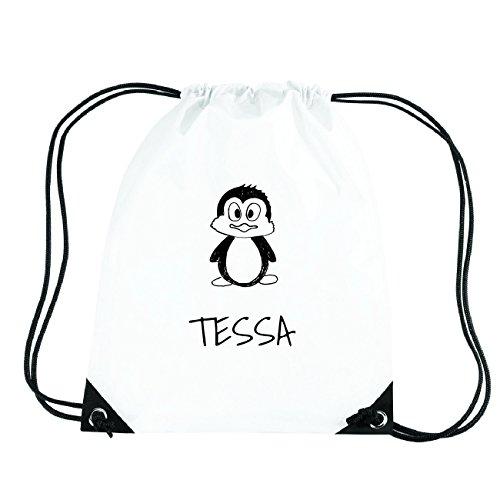 JOllipets TESSA Turnbeutel Sport Tasche PGYM5967 Design: Pinguin r8L11rbjK