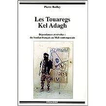 les touaregs kel adagh: dependances et revoltes soudan francais