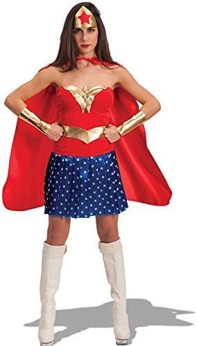 Carnival Toys - Disfraz Super woman en bolsa, talla única ...