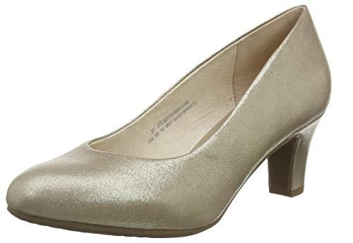 411637704000 Zapatos Tacón Para Mujer De Dorado 5100 gold Bugatti qAd6Cq