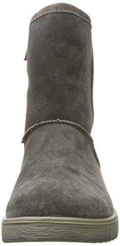 Legero Campania, Stivali da Neve Donna Grigio (Stone)