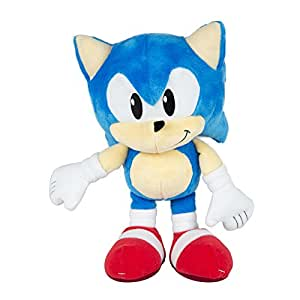 Amazon Com Tomy Sonic Collector Series Large Plush Toys