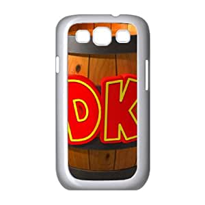 donkey kong country returns Samsung Galaxy S3 9300 Cell Phone Case White yyfD-103245