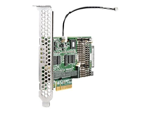 HPE Storage Controller - Plug-In Card - Low Profile Components 726821-B21 by Hpe
