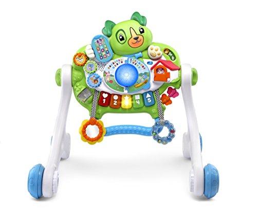 Vtech Baby Walker - LeapFrog Scout's 3-in-1 Get up and Go Walker