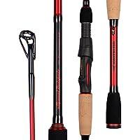 KastKing Speed Demon Bass Fishing Rod Series, Spinning...