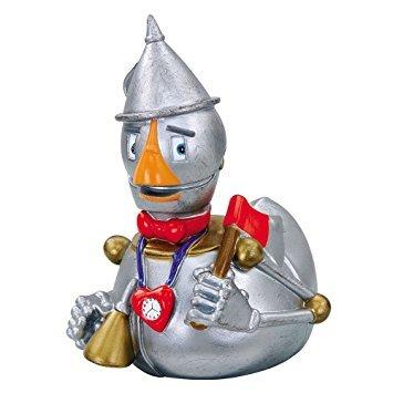 CelebriDucks Wizard of Oz Tin Woodsman Bath Toy ()